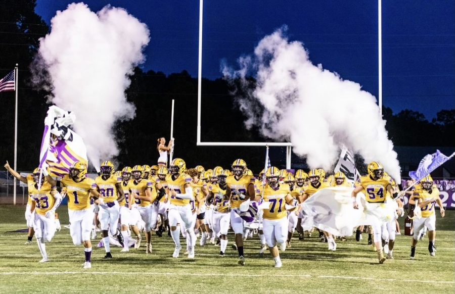 Football: Springville vs Fultondale