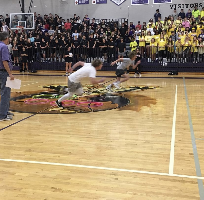 Homecoming Class Competitions