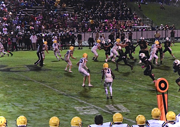 Springville Defeats Pell City in a Last-Second Victory