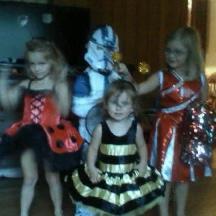 Halloween Costume Recap