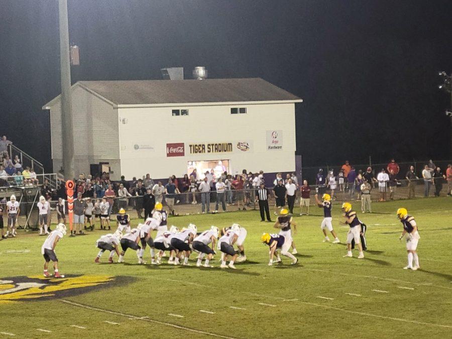 Springville Fights, but comes up short against Southside